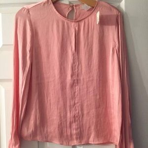 Forever XXI pink top - NWT - XS